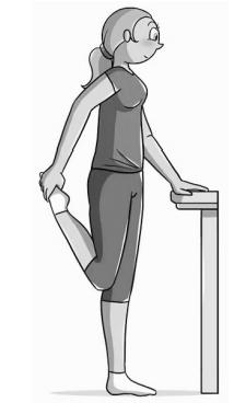 Esercizi bacino e anche 15