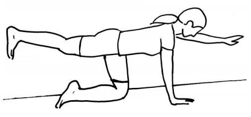 Esercizi bacino e anche 22